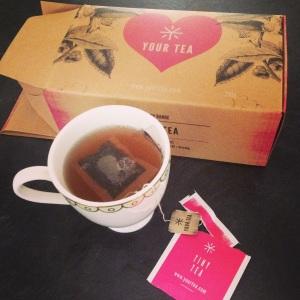 Hello Tiny Tea!